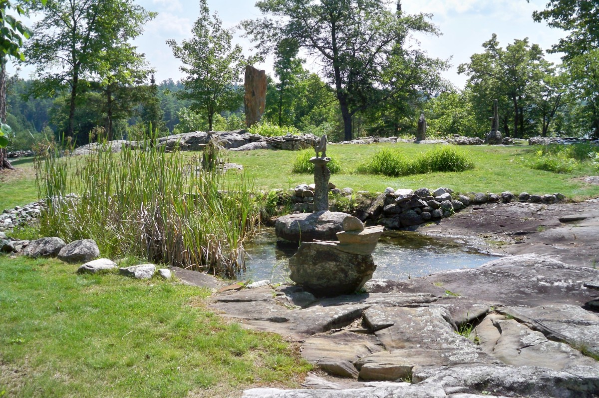Ellsworth Rock Gardens: A lovely place to picnic on the shores of Kabetogama Lake