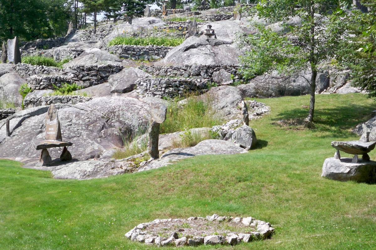 Ellsworth Rock Garden, Voyageur's National Park