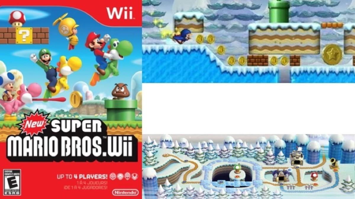 New Super Mario Wii Game Introduces Penguin Suit