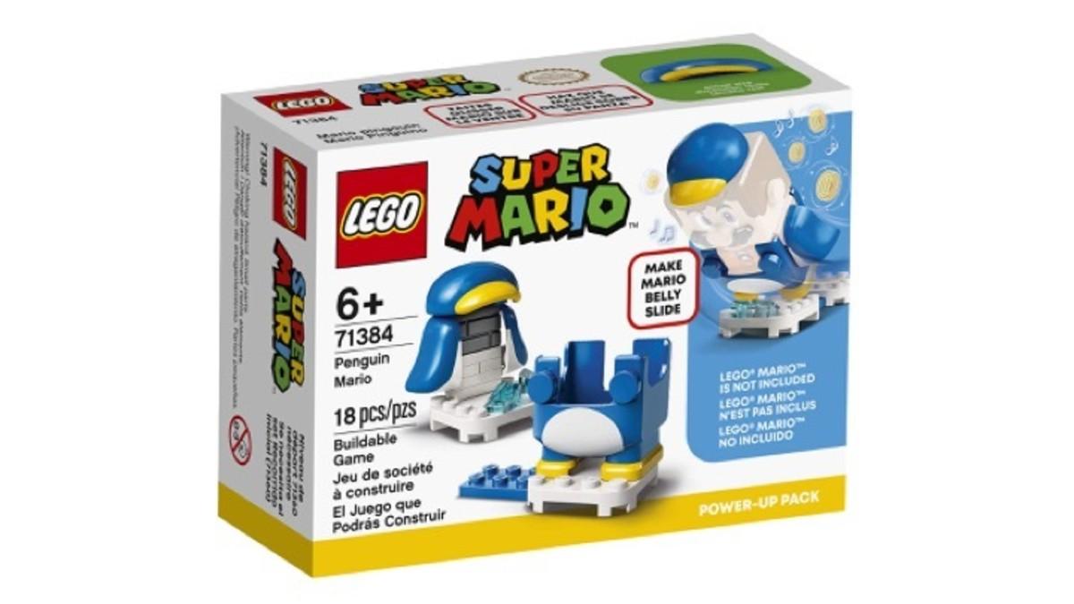 LEGO Penguin Mario Power-Up Pack 71384 Box