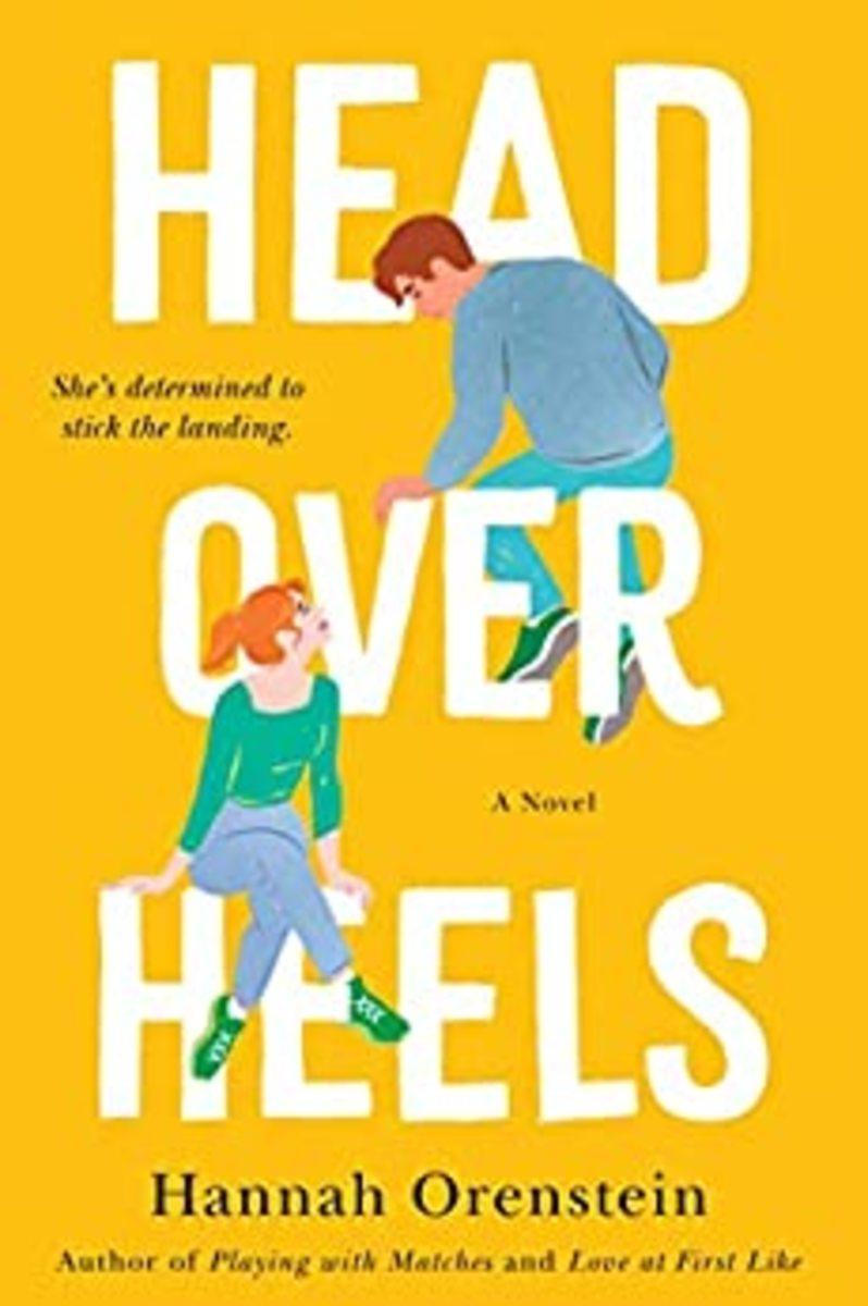 Head Over Heels, by Hannah Orenstein