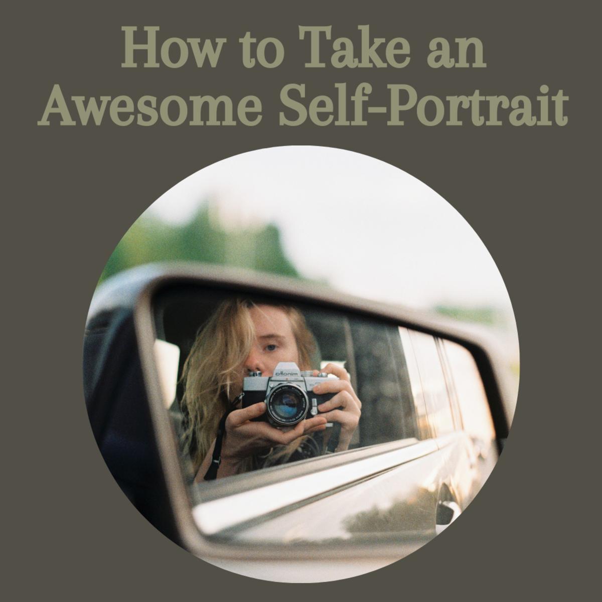 How to take a self-portrait
