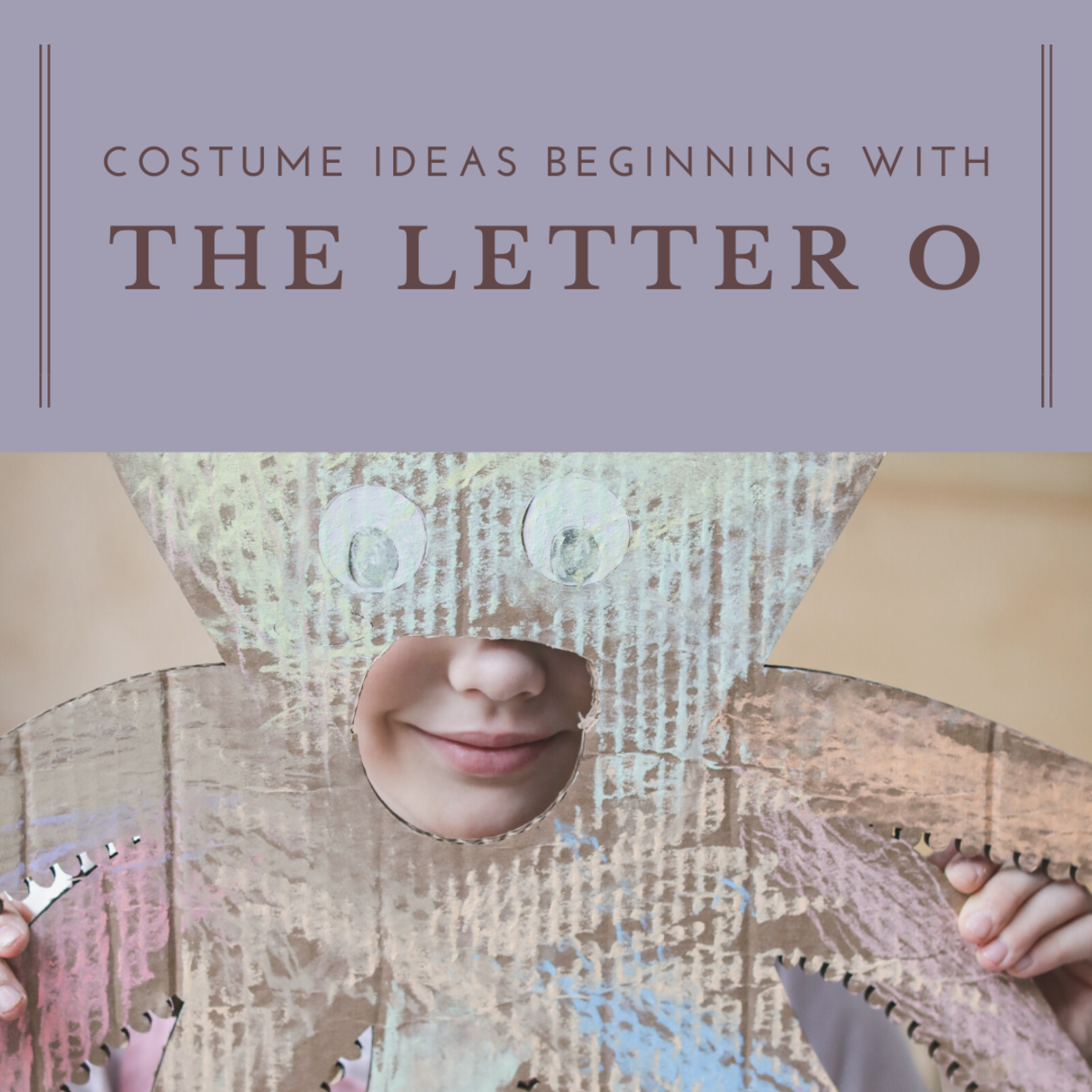 Hosting or attending a themed party where guests need to dress up as a person or thing that starts with the letter O? Here are some ideas to inspire you!