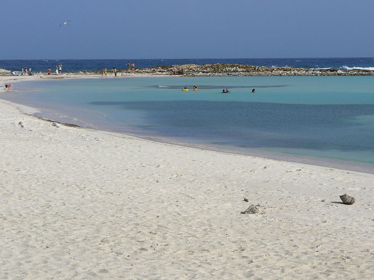 Aruba's beaches are popular with tourists