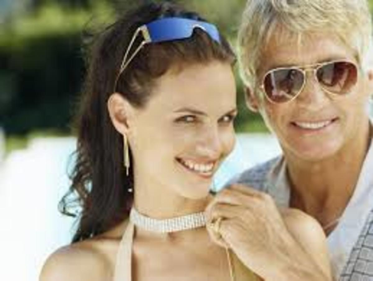 26 Tips for Younger Women Dating Older Men