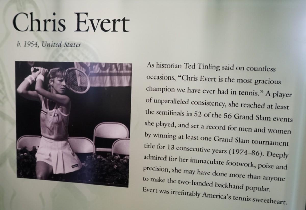 Chris Evert