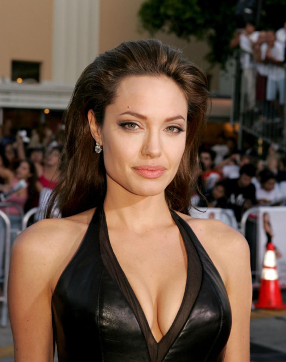 Angelina Jolie & Me