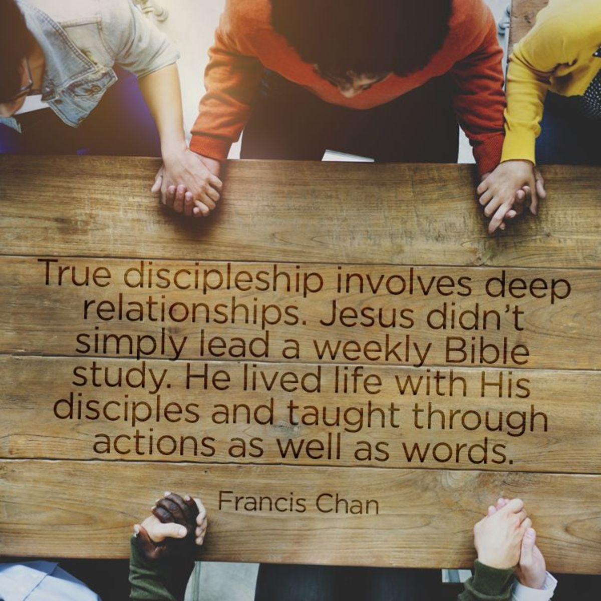 influence-of-discipleship-on-the-spiritual-growth-of-christians