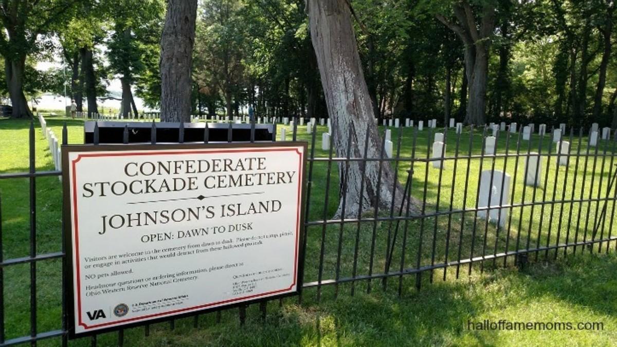 Comfederate Cemetery Plaque