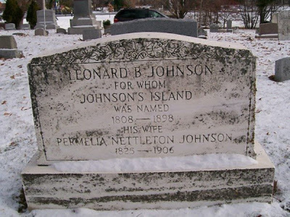 Leonard Johnson Marker