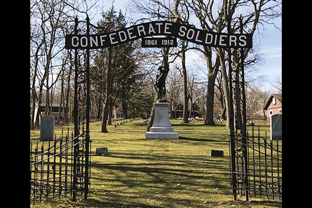 Johnson Confederate Cemetery