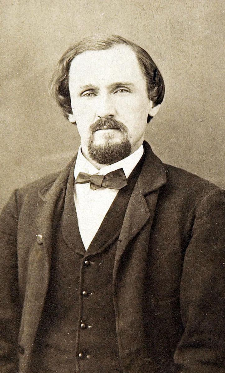 John Yates Bell