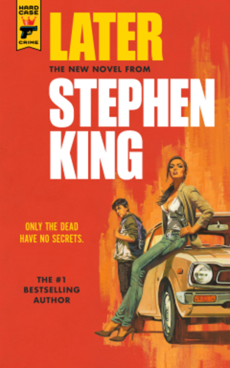Despite some titillating cover art, Stephen King's Hardcase Crime series leaves us a little flaccid at the end.