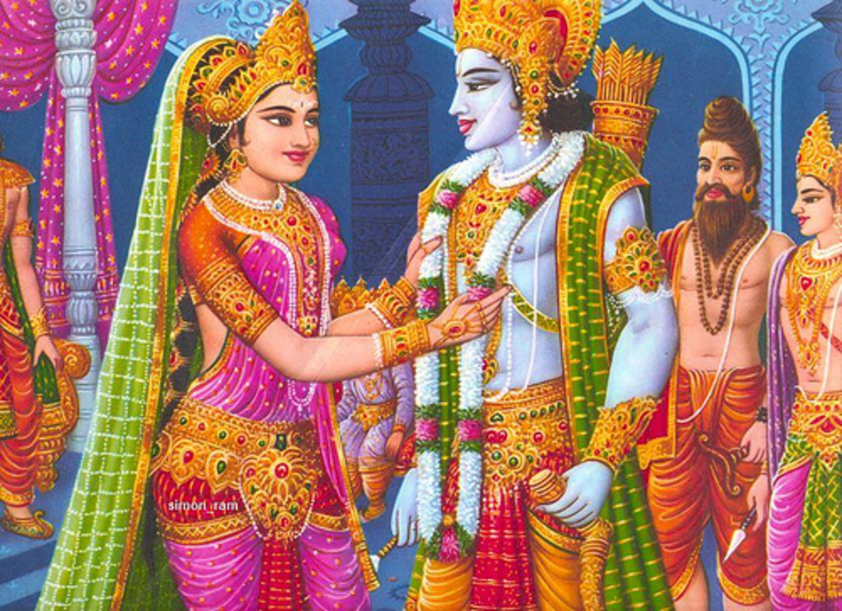 Swayamvara the Ancient Hindu Marriage Custom