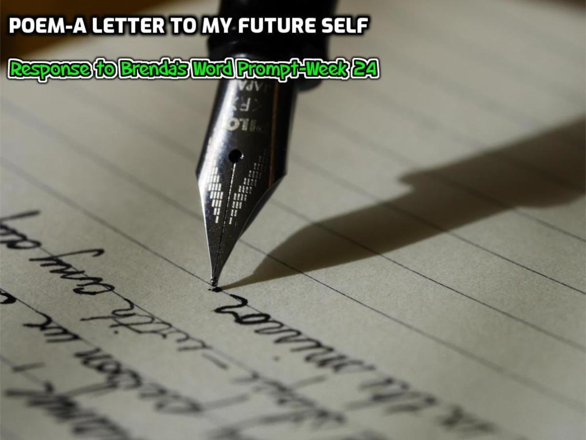 Writing to your future self