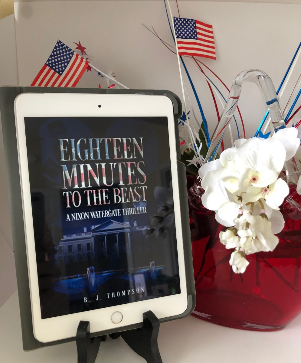 Eighteen Minutes to the Beast, by B.J. Thompson