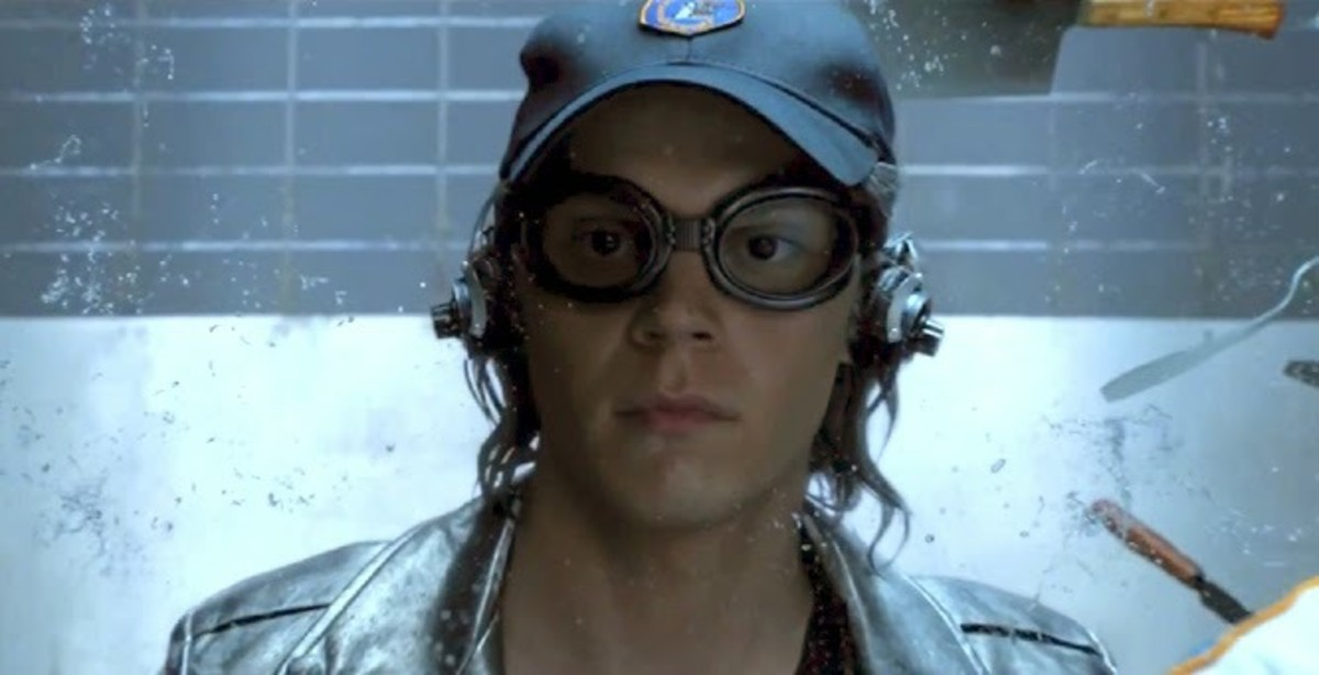 By far the best thing about the film are the all-too-brief scenes featuring Peters as Quicksilver, a character far more interesting than most of the others.