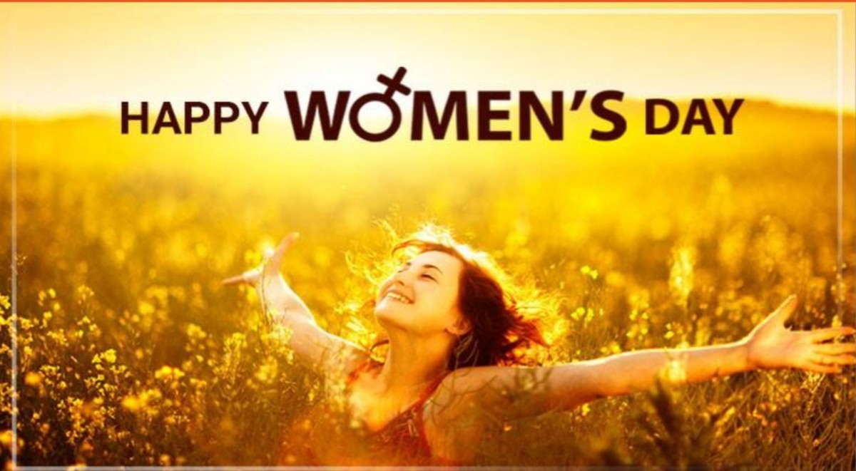 Women's Day Is a Day of Blessings