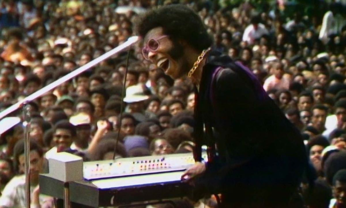 The film contains thunderous performances from artists such as Sly & The Family Stone, Stevie Wonder, Nina Simone, BB King, The Staples Singers and many more - it looks as good as it sounds.