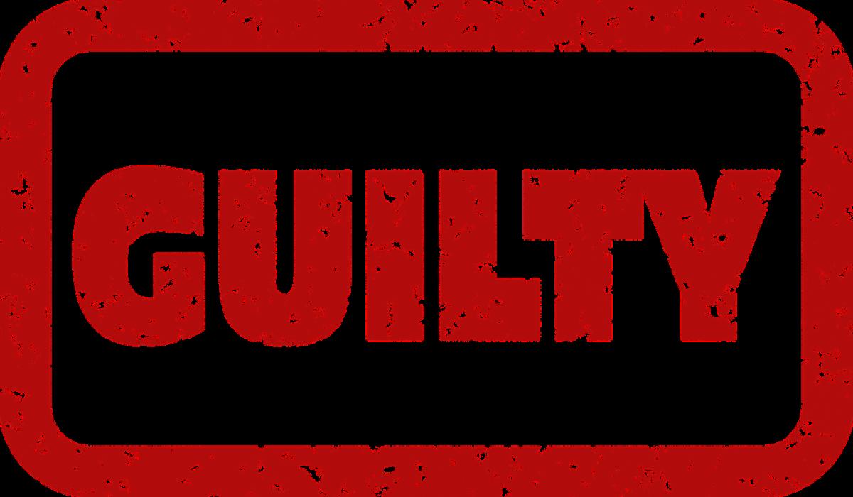 When a Kafka Trap is set, denying guilt becomes evidence of guilt