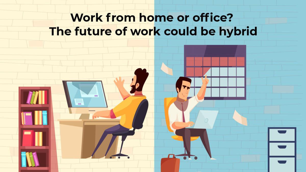 Future Hybrid Offices