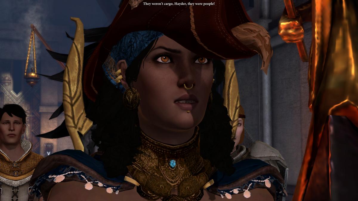 My screenshot of Isabela.
