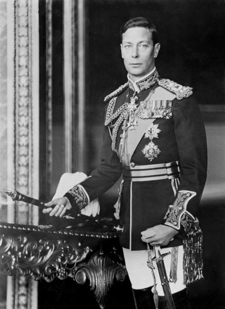 King George VI. He too resisted being King Albert I.