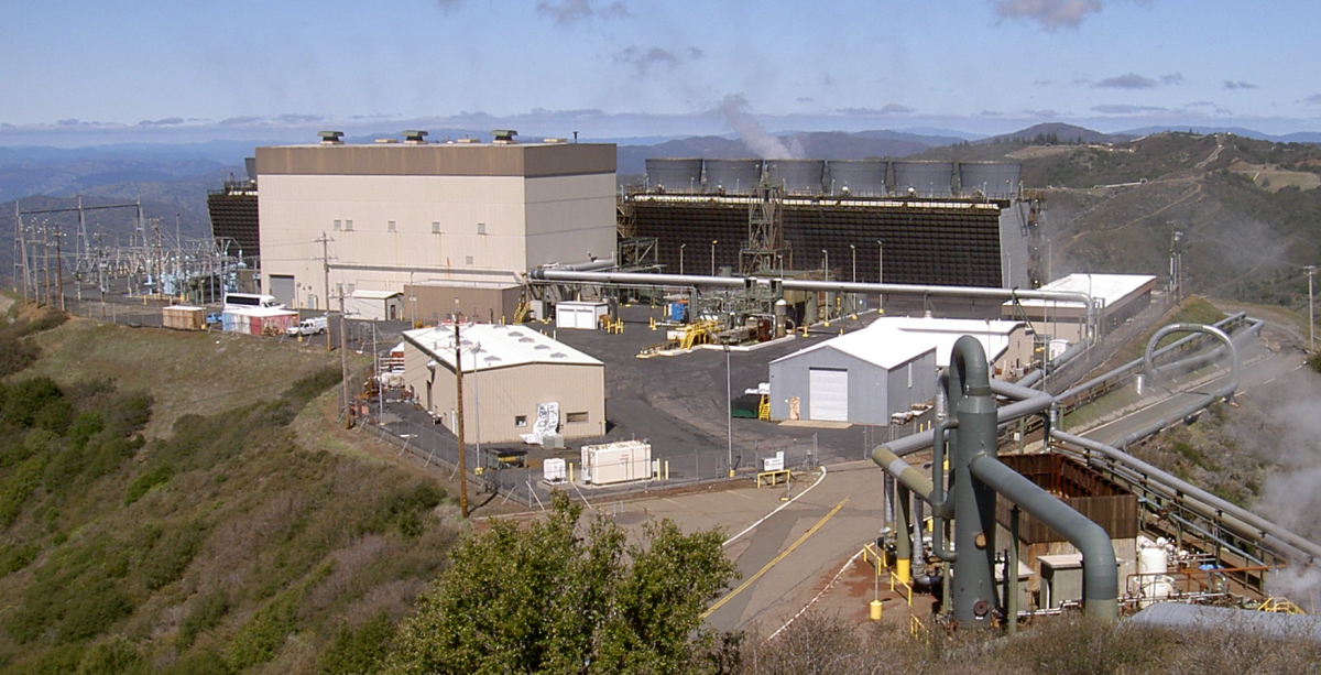 Geyser Geothermal Complex