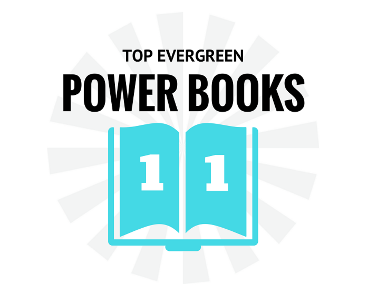 Top 11 Life Changing, Purpose Finding, Books I've Read