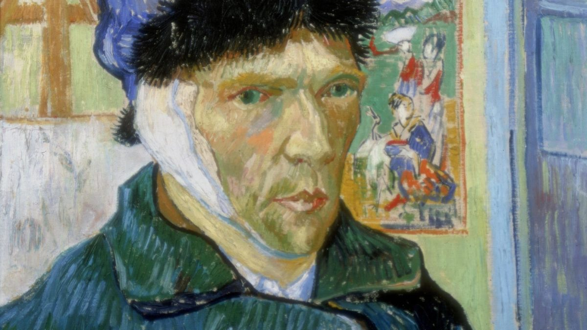 Van Gogh was mentally ill and had an infamous reputation of cutting off his ear and giving it to a prostitute, nobody suspected any foul play. It has always been assumed that he committed suicide.