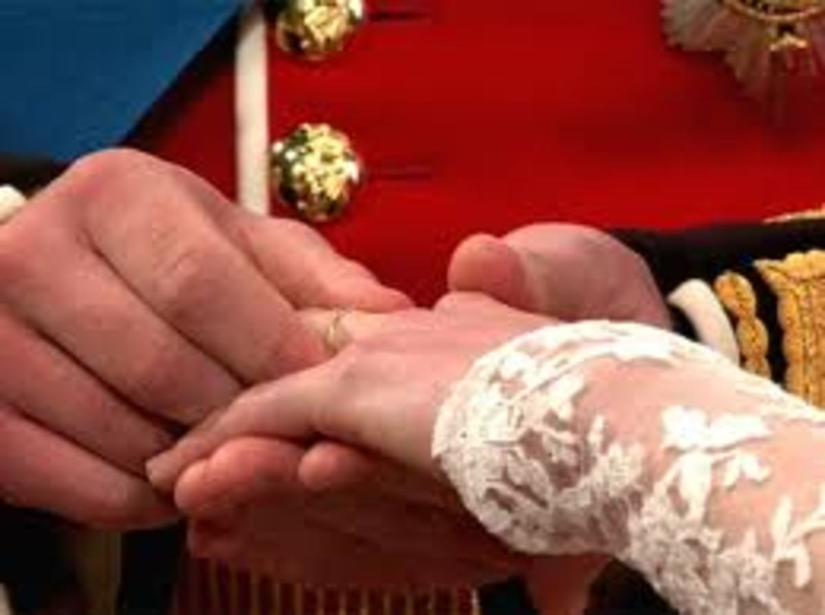 men not wearing wedding rings