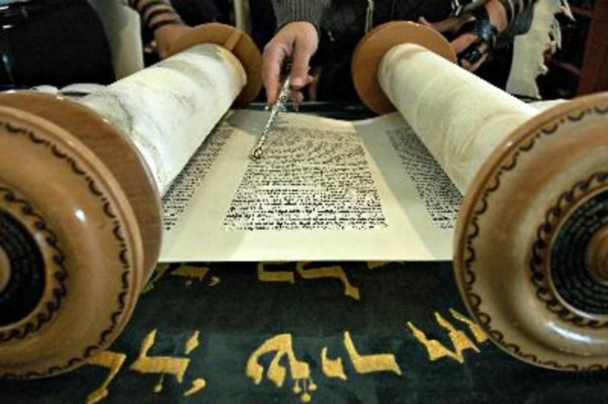 Midrash teaches that 6 things were created before the universe: Torah, God's throne of glory, the creation of the patriarchs, Israel, the temple, and the name of the Messiah.