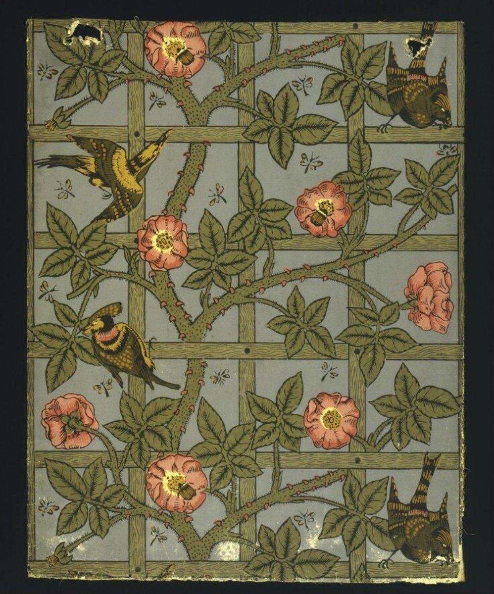 Tellis by William Morris