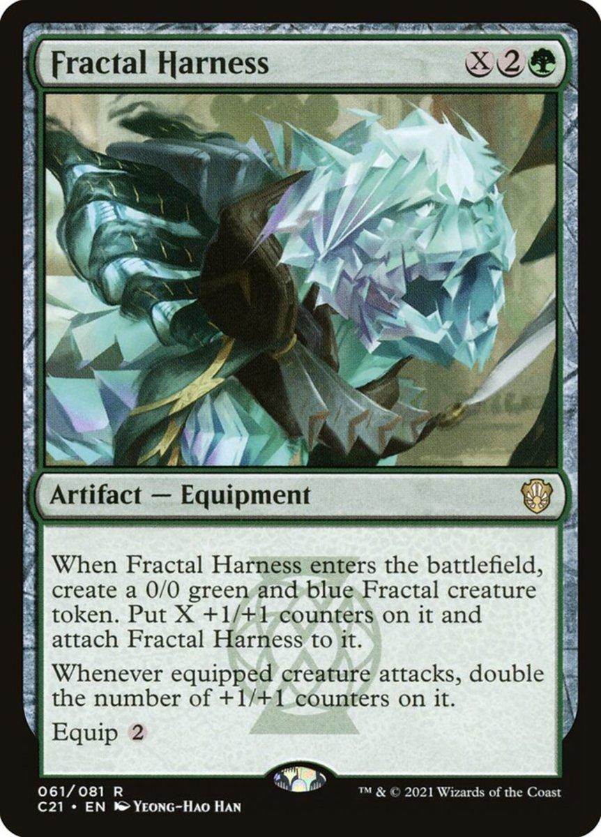 Fractal Harness mtg