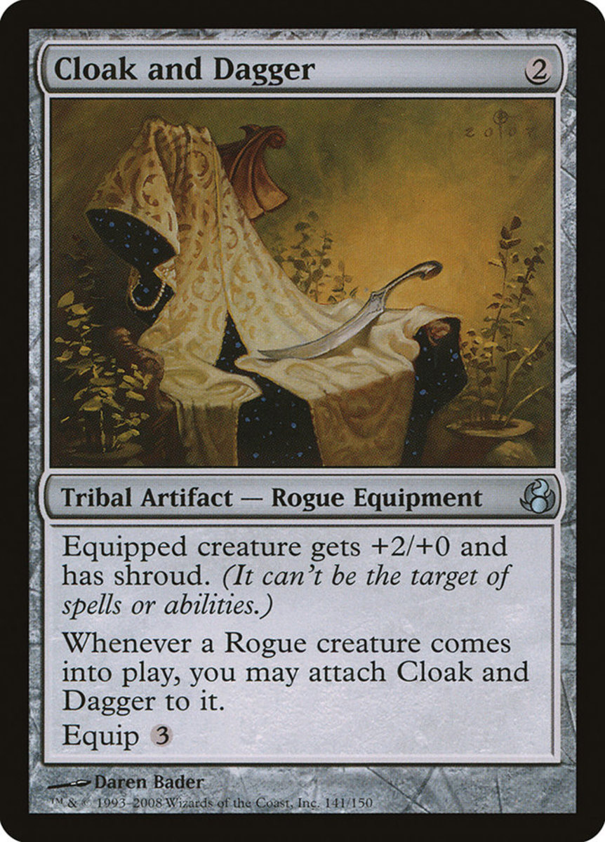 Cloak and Dagger mtg
