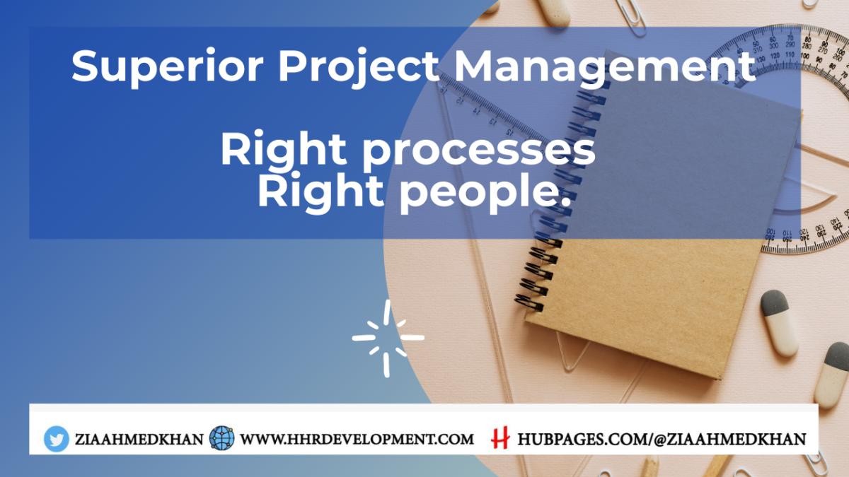 Superior Project Management