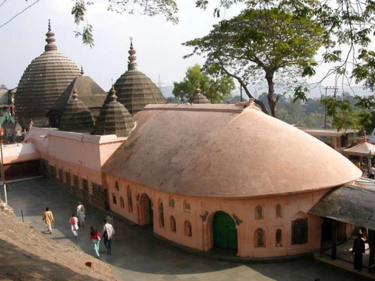 Sati Pith Temple in Guwahati ( Assam)