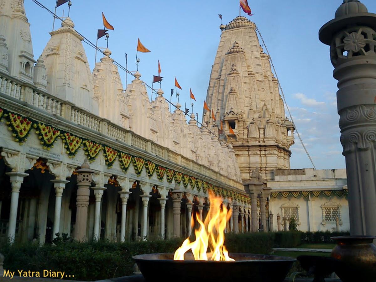 Rani Sati temple in Rajasthan