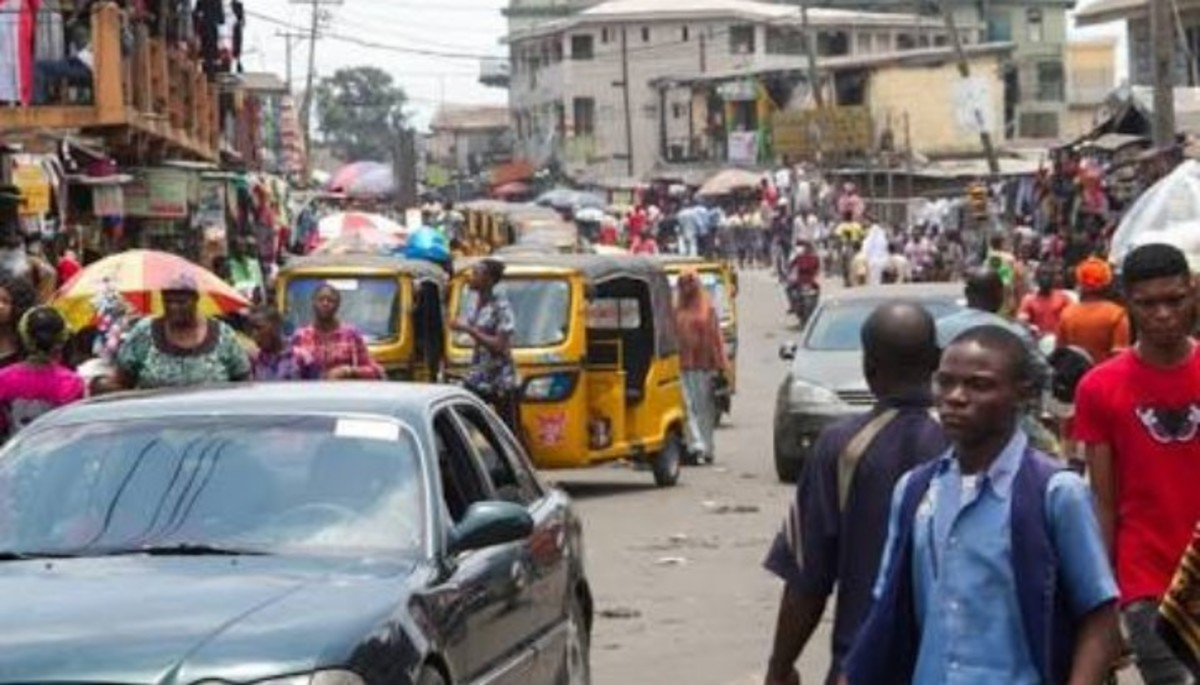 Ajegunle the Ghetto Capital of Nigeria