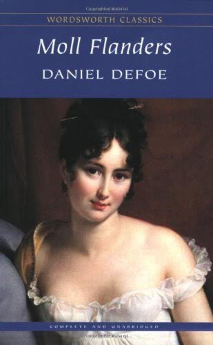 """""""Moll Flanders"""" by Daniel Defoe"""