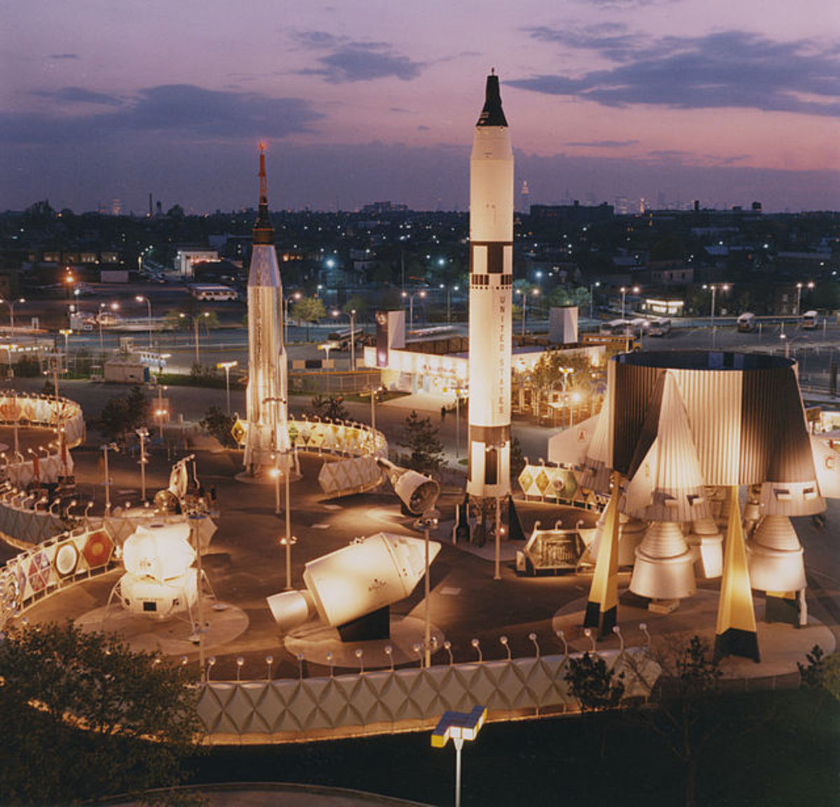 NASA Space Park, 1964 World's Fair