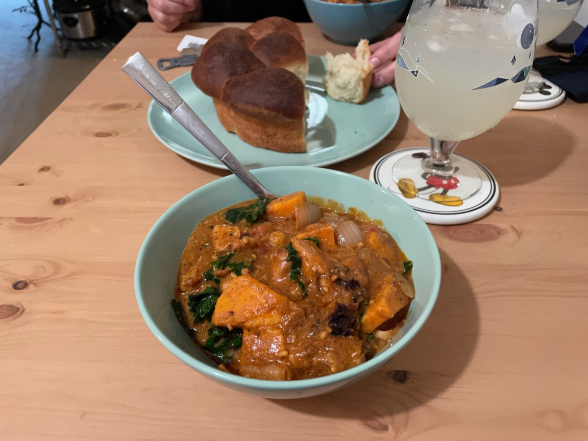 This dish is just absolutely perfect for cool weather. It is hearty, flavorful, and full of nutrients. Not to mention it is so easy to put together it is ideal for a weeknight dinner.