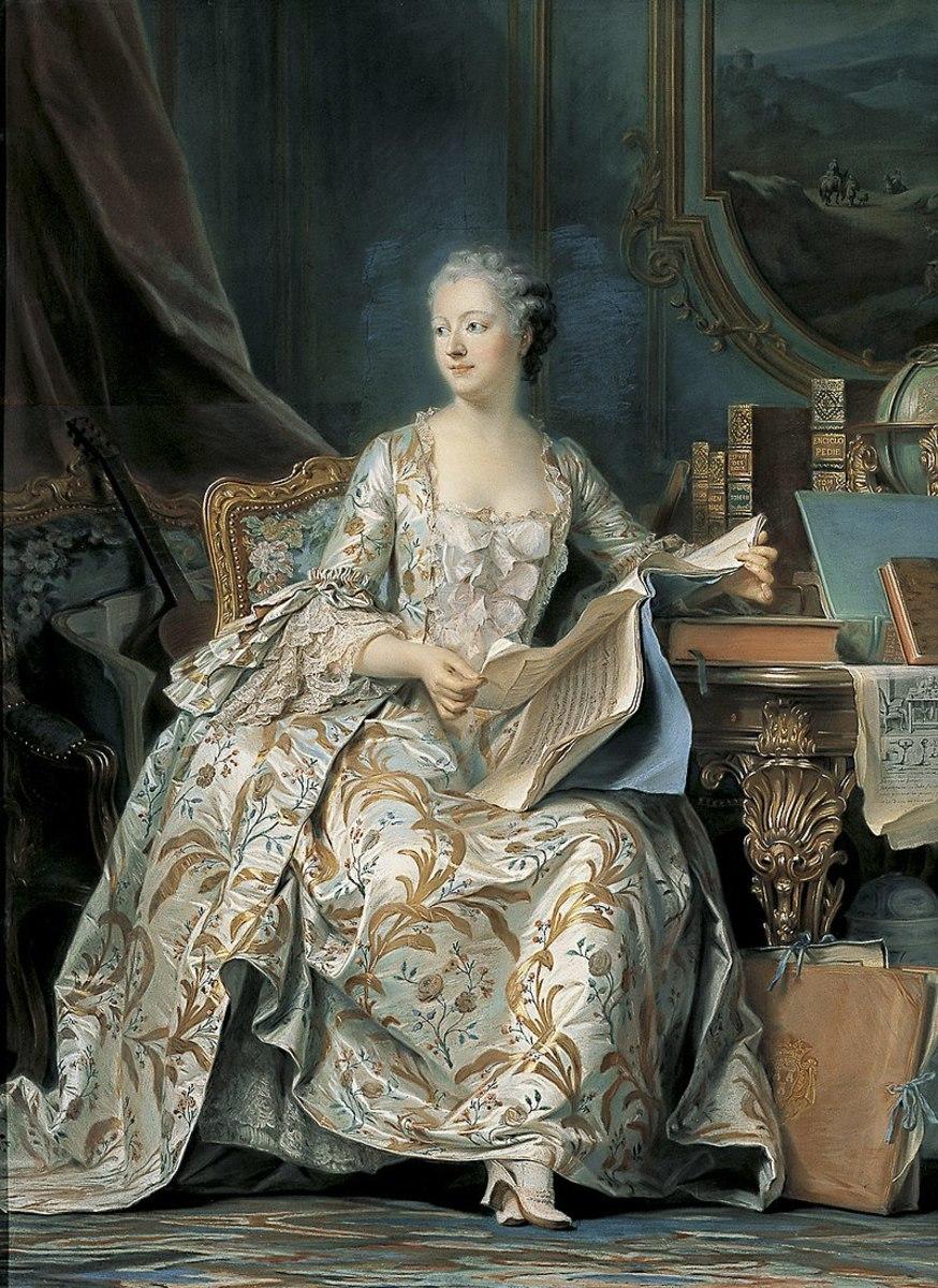 Jeanne, Madame de Pompadour.