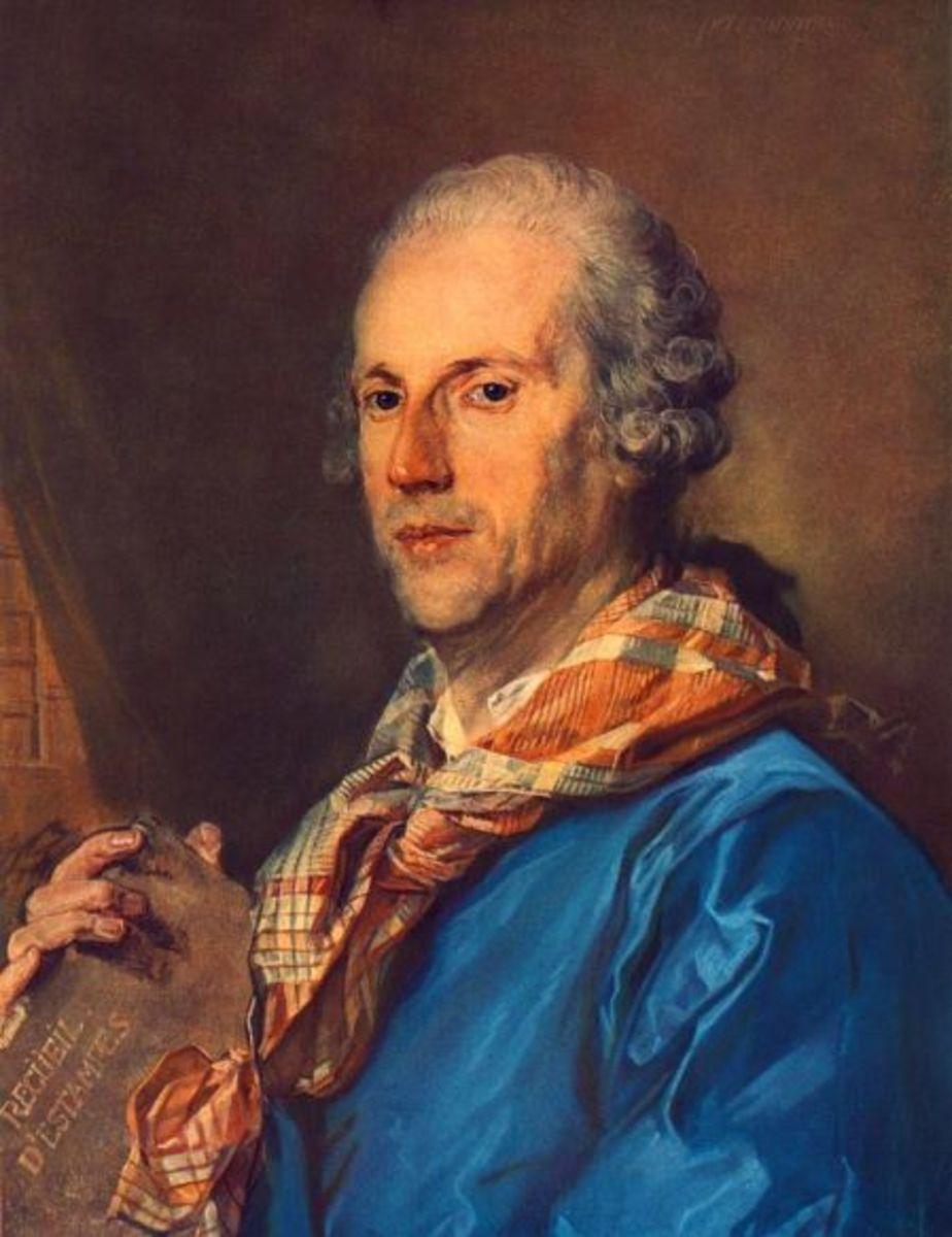 Charles Guillaume, Madame de Pompadour's estranged husband circa 1760. (Public Domain.)