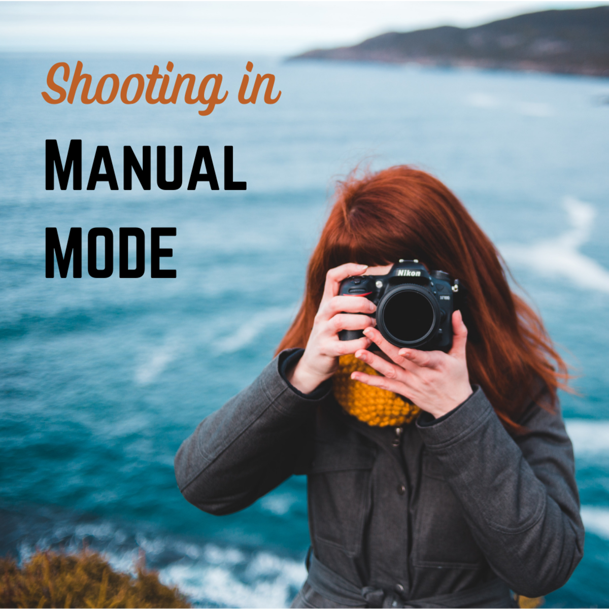 Once you understand exposure, you can shoot in manual mode.