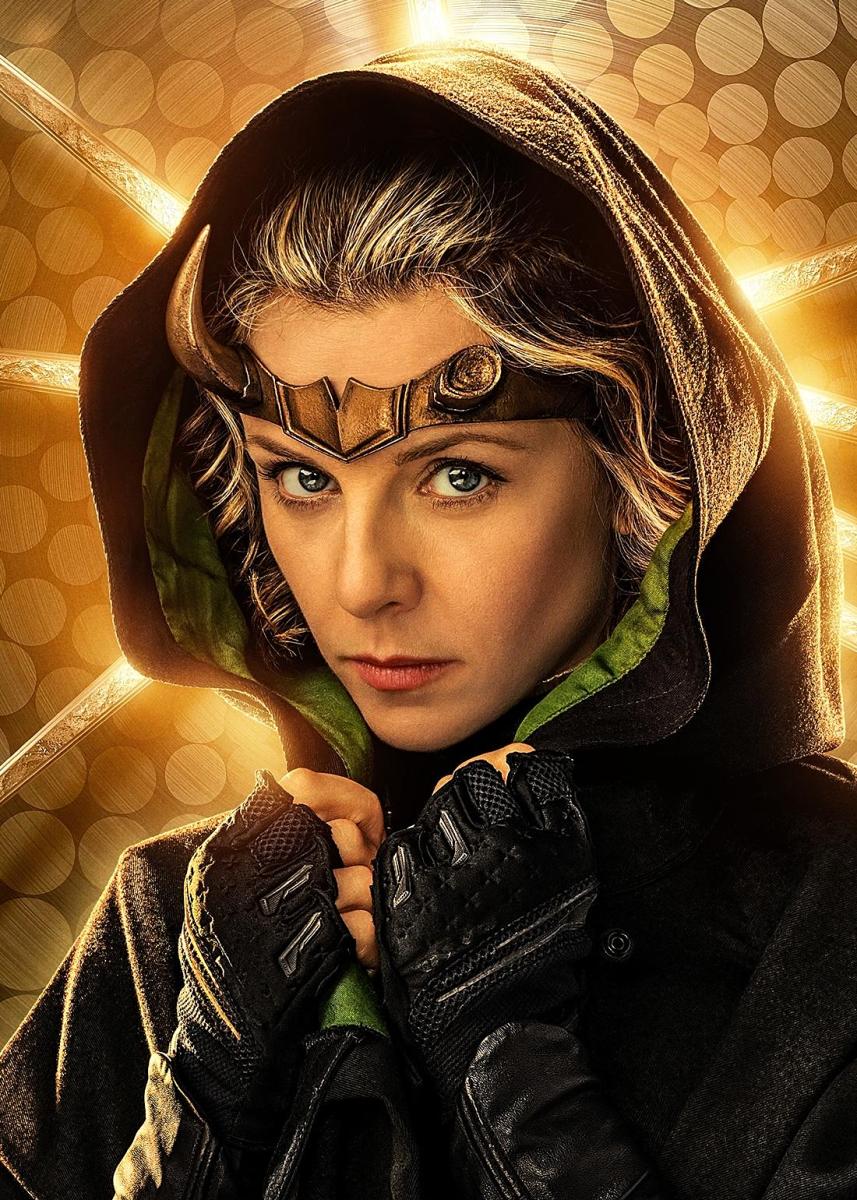 The Variant Loki, Sylvie!