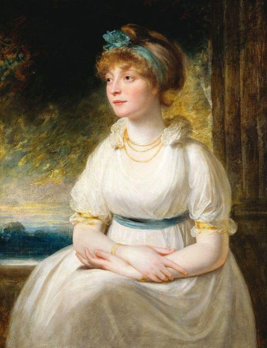 Princess Sophia Matilda, the mother of Tommy Garth.
