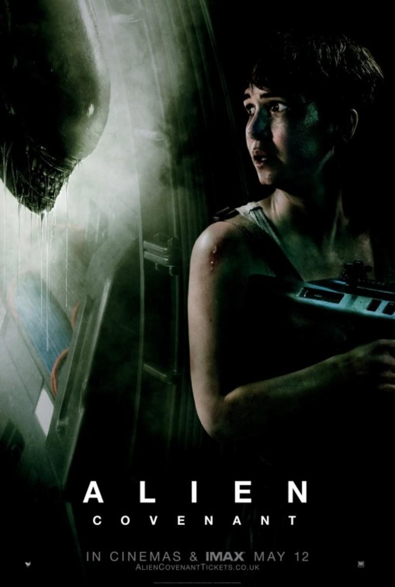 Alien Covenant (2017) Review
