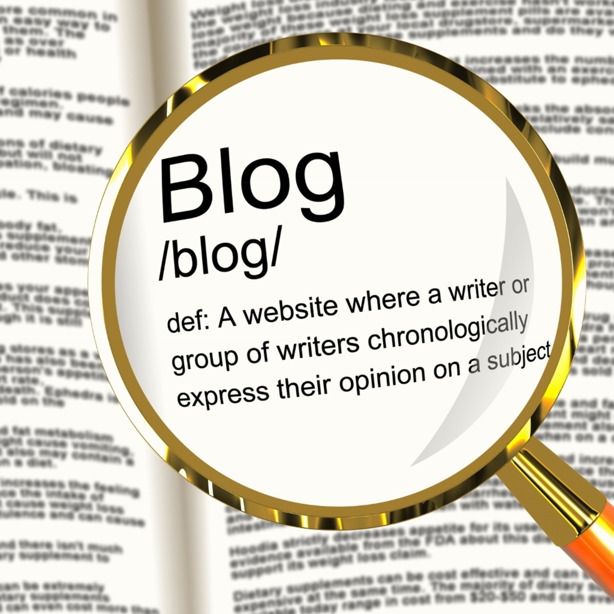 Blogging can be an enjoyable hobby or a profitable career - it's your choice