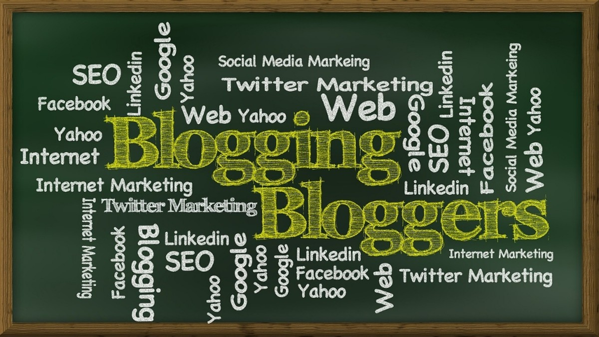 Are you already blogging? If not, why not give it a try?